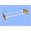 Двухъярусные кровати с металлическими спинками различной конфигурации
